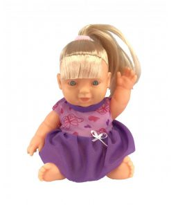 Brinquedo Boneca Leleca Adjomar