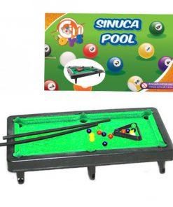 Brinquedo Mesa De Sinuca Plástica Cimtoys