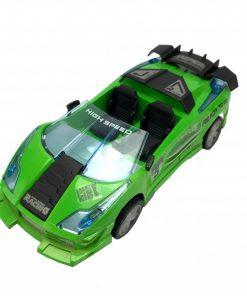 Brinquedo Carro Bate E Volta Super Conversível Verde